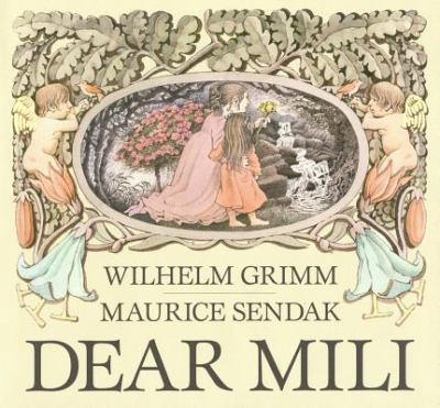 Cover image for Dear Mili : an old tale