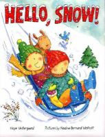 Cover image for Hello, snow!