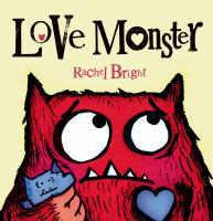Cover image for Love monster