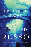 Cover image for Bridge of sighs