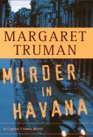 Cover image for Murder in Havana