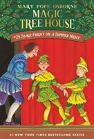 Cover image for Magic tree house. #25, Stage fright on a summer night