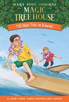Cover image for Magic tree house. #28, High tide in Hawaii