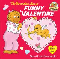 Cover image for The Berenstain Bears' funny valentine