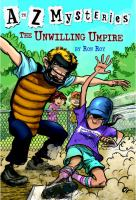 Cover image for The unwilling umpire
