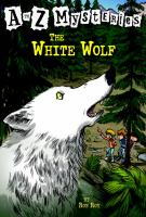 Cover image for The white wolf
