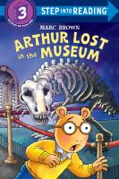 Cover image for Arthur lost in the museum
