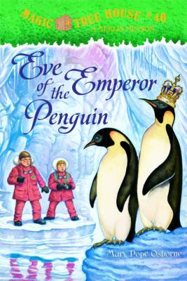 Cover image for Eve of the Emperor penguin