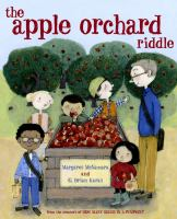 Cover image for The apple orchard riddle