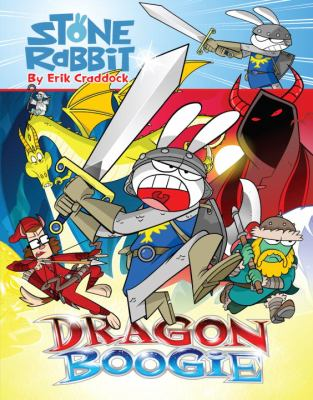 Cover image for Dragon boogie