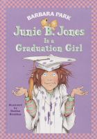 Cover image for Junie B. Jones is a graduation girl