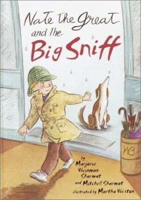 Cover image for Nate the Great and the big sniff