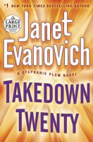 Cover image for Takedown twenty