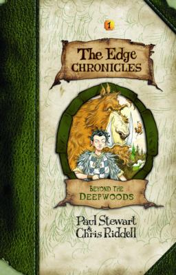 Cover image for Beyond the Deepwoods