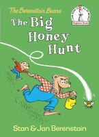 Cover image for The big honey hunt