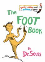 Cover image for The foot book