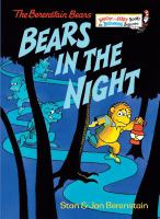 Cover image for Bears in the night