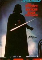 Cover image for The Empire strikes back storybook.