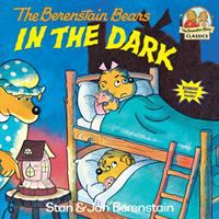 Cover image for The Berenstain Bears in the dark
