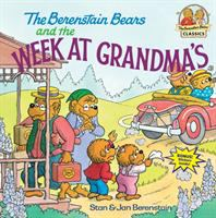 Cover image for The Berenstain Bears and the week at grandma's