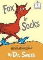 Cover image for Fox in socks