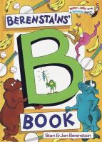 Cover image for The Berenstains' B book