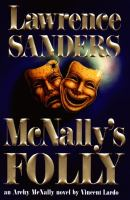 Cover image for McNally's folly : an Archy McNally novel
