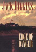 Cover image for Edge of danger