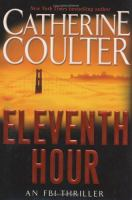 Cover image for Eleventh hour : an FBI thriller
