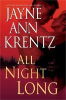Cover image for All night long