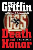 Cover image for Death and honor