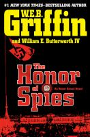Cover image for The honor of spies
