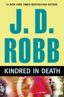 Cover image for Kindred in death