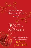 Cover image for Knit the season