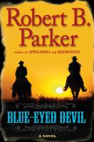 Cover image for Blue-eyed devil