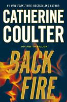 Cover image for Backfire
