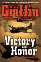 Cover image for Victory and honor