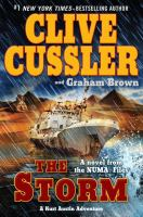 Cover image for The storm : a novel from the NUMA Files