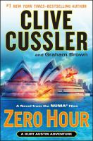 Cover image for Zero hour : a novel from the NUMA files