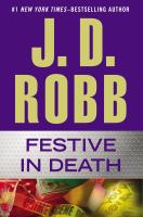Cover image for Festive in death