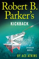 Cover image for Robert B. Parker's Kickback
