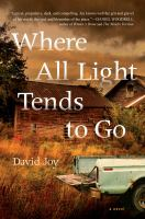 Cover image for Where all light tends to go