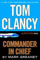Cover image for Tom Clancy commander in chief