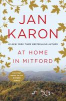 Cover image for At home in Mitford