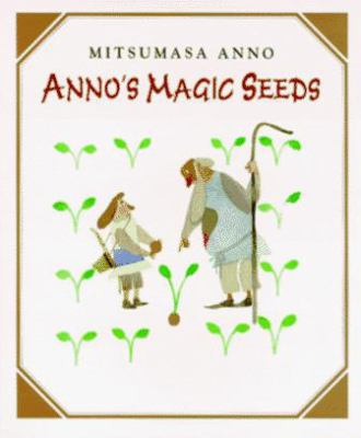 Cover image for Anno's magic seeds