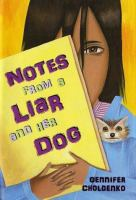 Cover image for Notes from a liar and her dog
