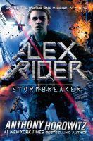 Cover image for Alex Rider. Stormbreaker