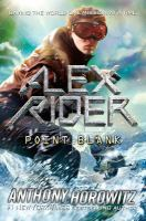 Cover image for Alex Rider. Point blank