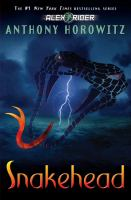 Cover image for Alex Rider. Snakehead
