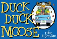 Cover image for Duck, duck, moose